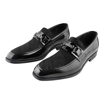 Men's Dress Shoes, Loafers Black