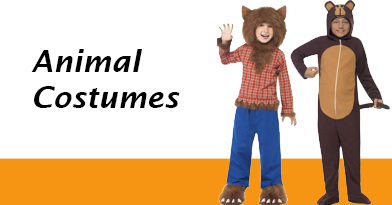 Boy's Animal Costumes