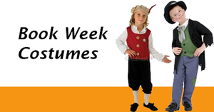 Boy's Book Week Costumes