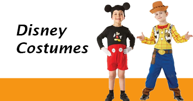 Boy's Disney Costumes