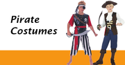 Boy's Pirate Costumes
