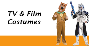 Boy's TV and Film Costumes