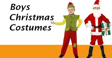 Boy's Christmas Costumes