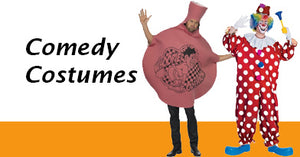 Men's Comedy Costumes
