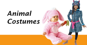 Girl's Animal Costumes