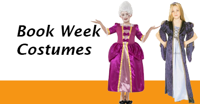 Girl's Book Week Costumes
