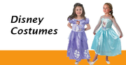 Girl's Disney Costumes