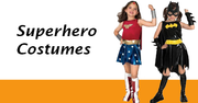 Girl's Superhero Costumes
