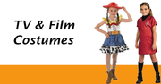 Girl's TV and Film Costumes