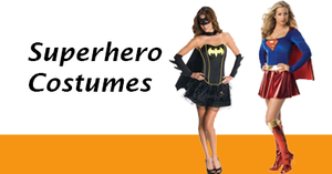 Women's Superhero Costumes