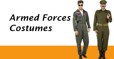 Men's Armed Forces Costumes