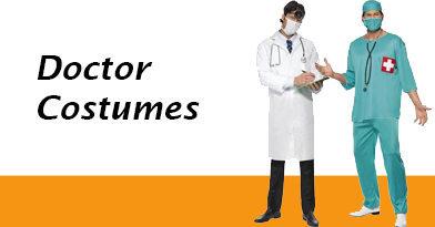 Men's Doctor Costumes