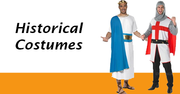 Men's Historical Costumes