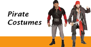 Men's Pirate Costumes