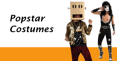Men's Pop Star Costumes