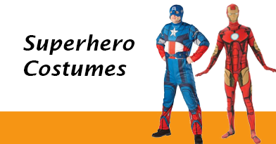 Men's Superhero Costumes