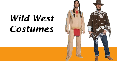Men's Wild West Costumes