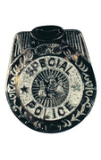 Police Badge 7""
