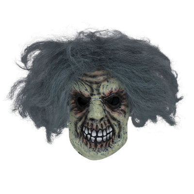 Horror Man Mask W/Hair