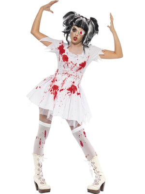 Horror Dolita Fancy Dress Costume