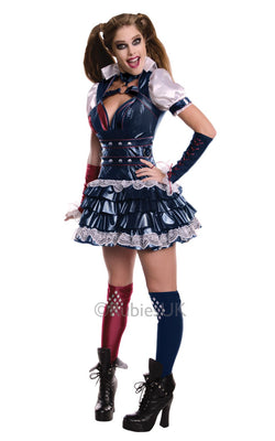 Adult Harley Quinn Fancy Dress Costume