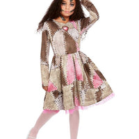 Voodoo Doll Costume, Brown