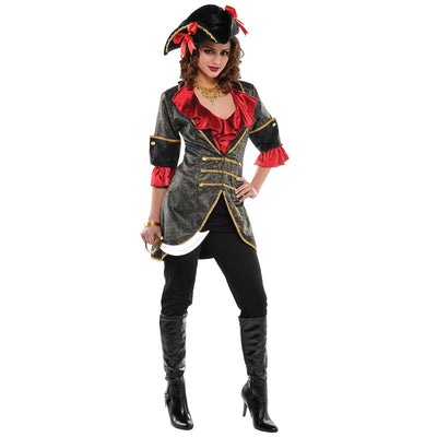 Jacket Pirate Womens