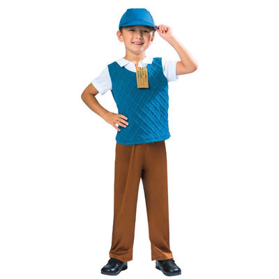 1930s to 1940s School Boy Costume
