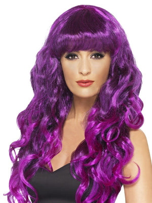 Siren Wig Purple