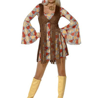 1960s Groovy Baby Fancy Dress Costume