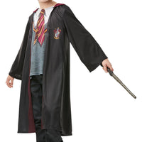 Harry Potter Robe Gryffindor Fancy Dress Costume Book Week Outfit