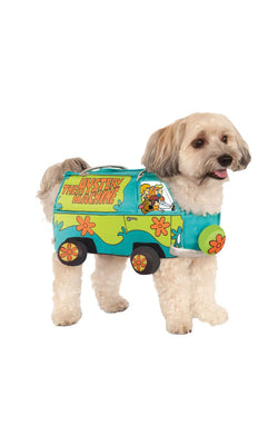 Scooby Mystery Machine Dog Costume
