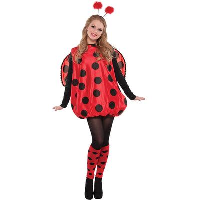 Women's Darling Bug Fancy Dress Costume