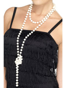 1920's Flapper Pearl Necklace