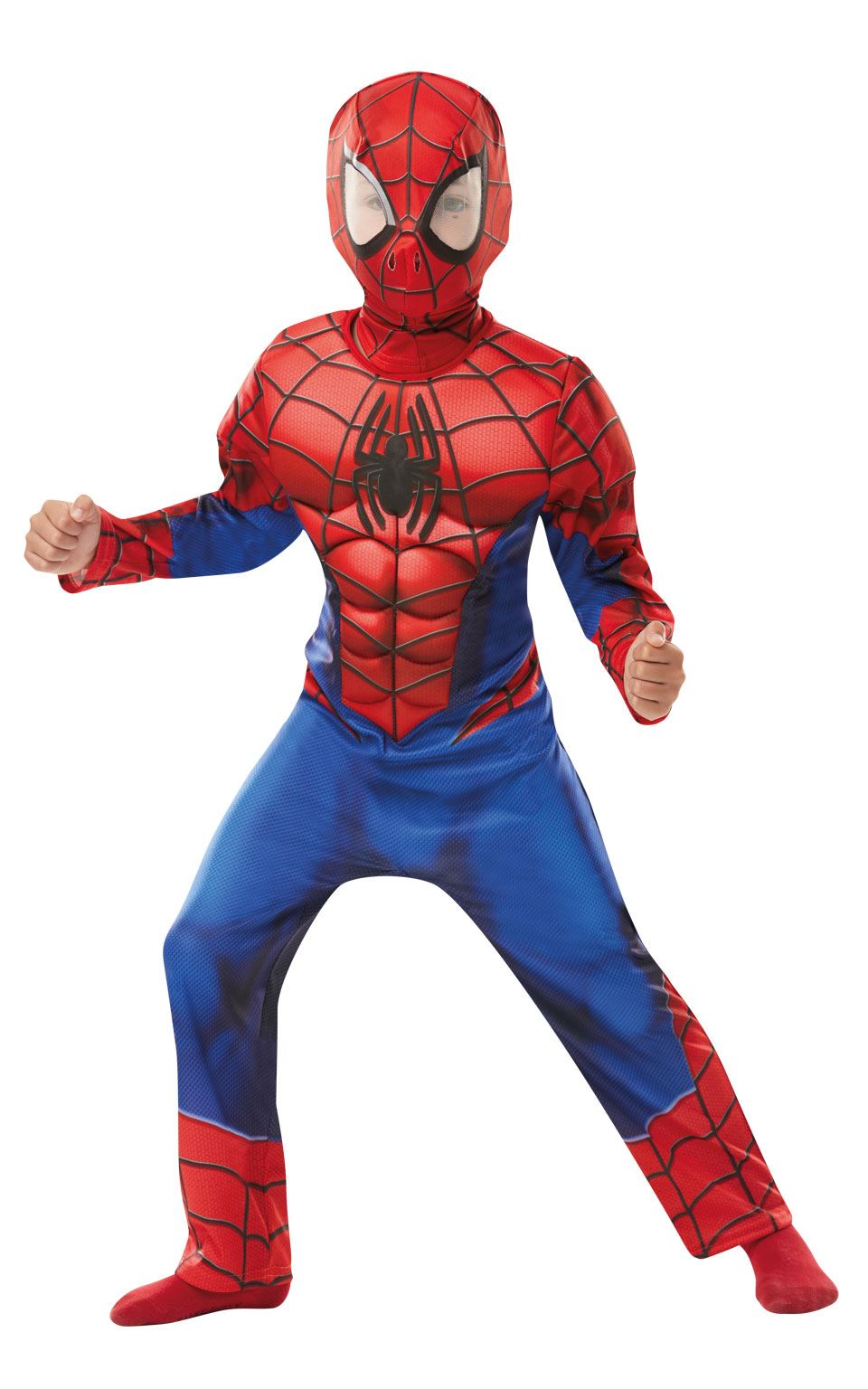 Deluxe Ultimate Spider-Man Marvel   Costume