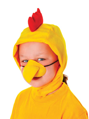 Chicken Set. Childs (Hood + Nose)