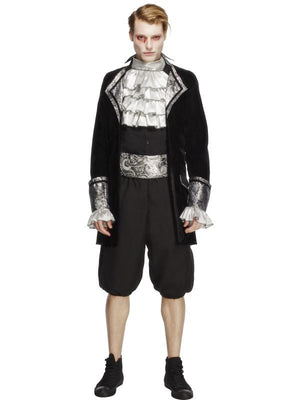 Fever Male Baroque Vampire Costume