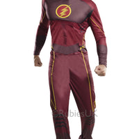 Adult The Flash Costume