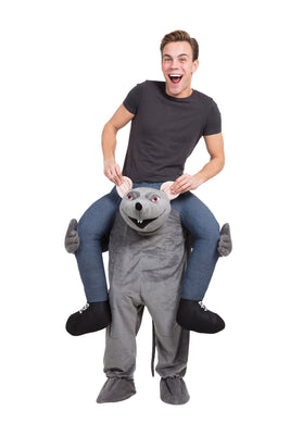 Rat Piggyback Costume