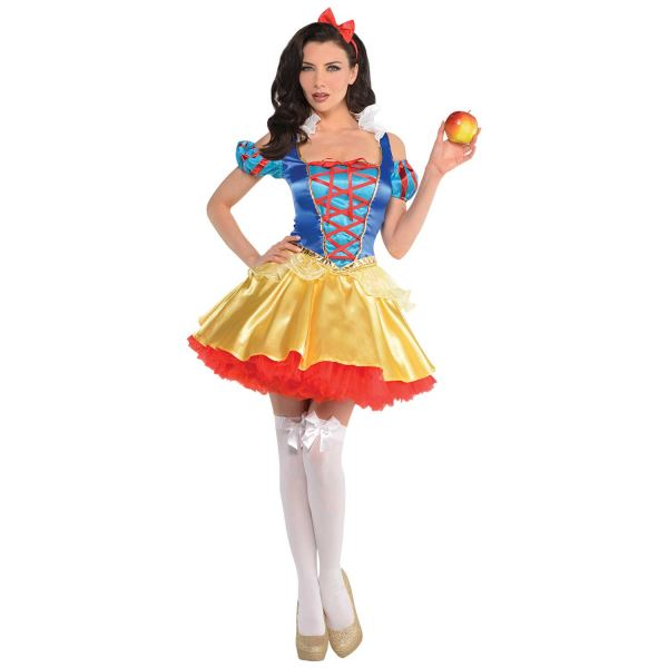 Snow White Women's Fancy Dress Costume