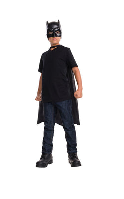 Batman Child Cape with Mask Marvel DC Comics Fancy Dress