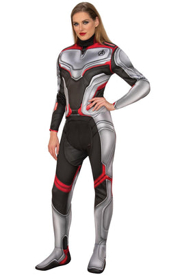Team Suit Avengers Endgame Marvel DC Comics Unisex Fancy Dress Costume
