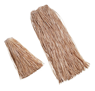 Grass Skirt. Adult 50cm.Plain