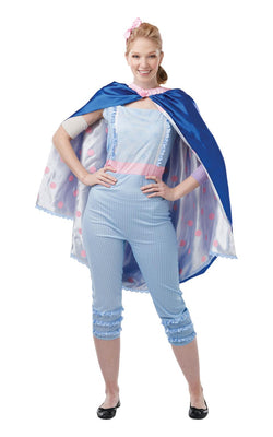 Bo-Peep Toy Story 4 Womens Fancy Dress Costume Book Week Nusery Rhyme