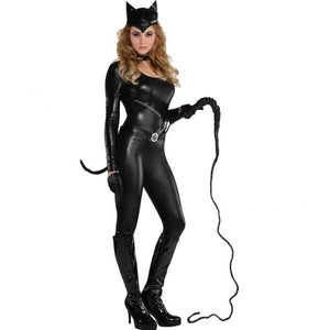 Purrvocative Kat Fancy Dress Costume Plus
