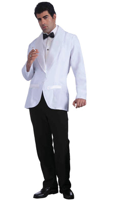 Adult Formal White Jacket Costume