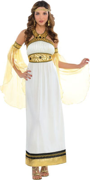 Women's Divine Goddess Fancy Dress  Costume