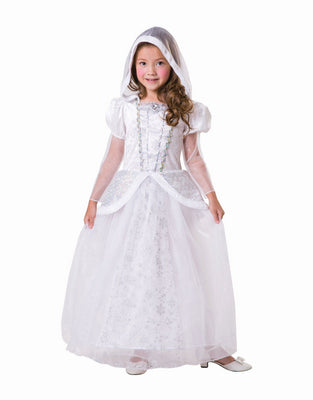 Snow Queen Girl's Costume