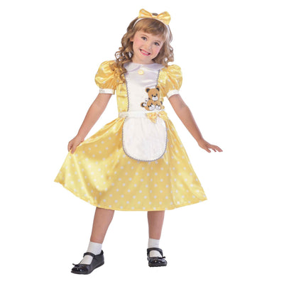 Goldilocks Girl's Costume