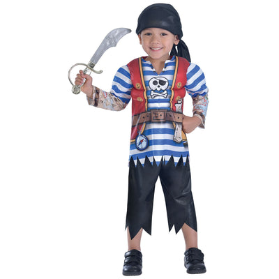 Ahoy Matey Boys Fancy Dress Costume
